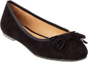 Me Too Cassi Leather Flat