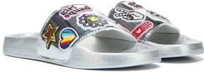 Steve Madden Kids' Grlsquad Slide Sandal Pre/Grade School
