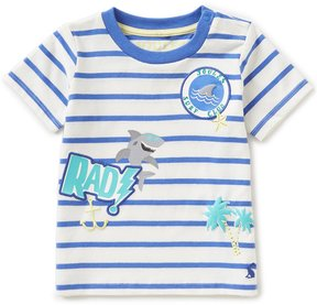 Joules Baby/Little Boys 12 Months-3T Bryn Striped Tee