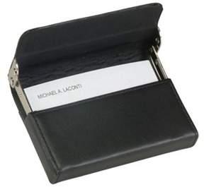 Royce Leather Unisex Horizontal Framed Card Case 424-5.