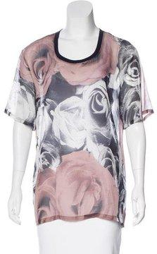 BLK DNM Silk Printed T-Shirt