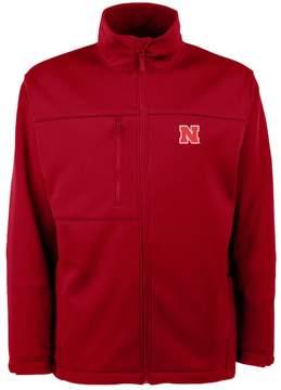 Antigua Men's Nebraska Cornhuskers Traverse Jacket
