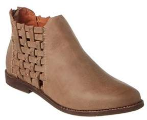 Chocolat Blu Faven Leather Bootie.