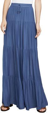 BCBGMAXAZRIA Camila Tiered Maxi Skirt