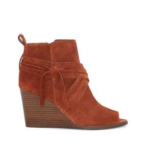 Sole Society Udom Peep Toe Bootie