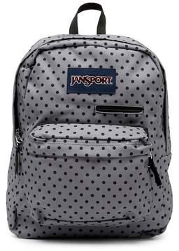 JanSport Digibreak Printed Backpack