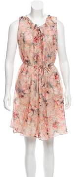 Vanessa Bruno Printed Sleeveless Dress