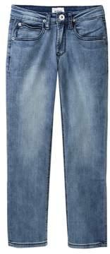 Hudson French Terry Slim Straight Jeans (Big Boys)