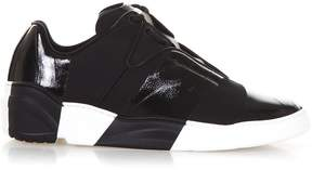 Christian Dior Running Leather Sneakers