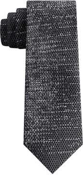 DKNY Men's Photo Realistic Degrade Print Slim Silk Tie