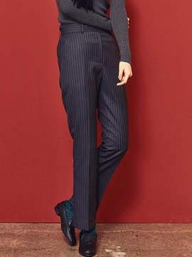 Blank Tailored Pants-gy