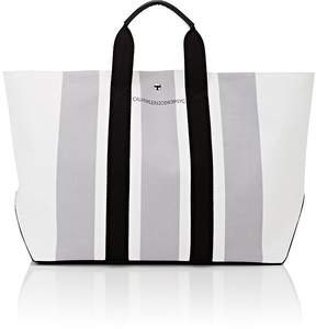 Calvin Klein Men's Striped East/West Tote Bag