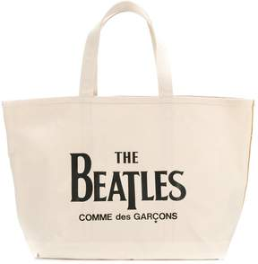 Comme des Garcons Beatles tote bag
