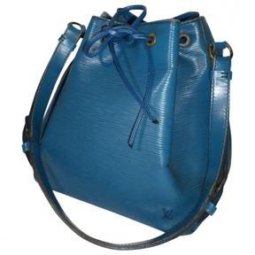 Louis Vuitton BAG - BLUE - STYLE