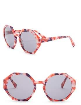 Joe's Jeans Geo 56mm Sunglasses