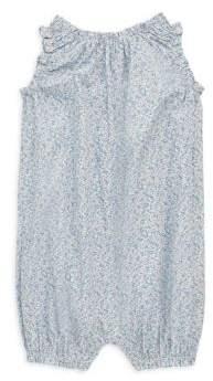 Ralph Lauren Baby's Cotton Floral Bubble
