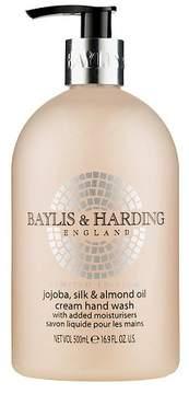 Baylis & Harding Bayliss and Harding Jojoba Silk and Almond Oil Hand Wash - 16.9oz