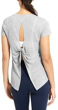Athleta Siro Twist Back Tee