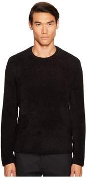 ATM Anthony Thomas Melillo Chenille Crew Neck Sweater Men's Sweater