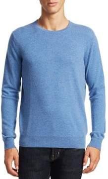 Saks Fifth Avenue COLLECTION Crewneck Cashmere Sweater