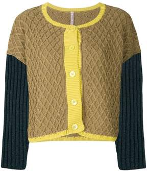 Antonio Marras dropped shoulder cardigan