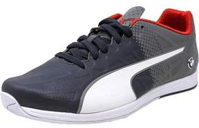 Puma Men's Bmw Motorsports Evospeed Lace Team Blue / White Ankle-High Fashion Sneaker - 9.5M
