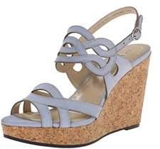 Adrienne Vittadini Footwear Women's Camber Wedge Sandal.