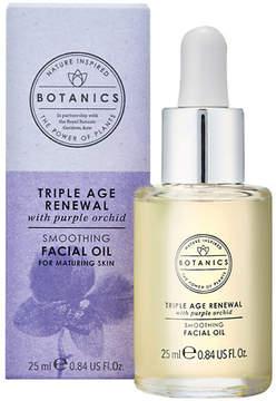 Botanics Triple Age Renewal Facial Oil
