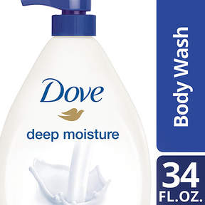 Dove Body Wash with Pump Deep Moisture