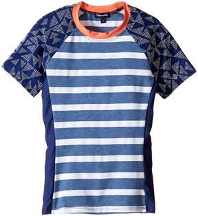 Splendid Littles Chambray Cottage Surf Shirt Cover-Up (Big Kids)