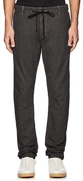 J Brand MEN'S MARS COTTON-BLEND DRAWSTRING-WAIST PANTS