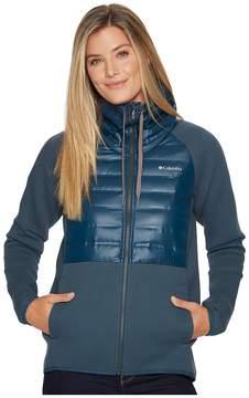 Columbia Luna Vista Hybrid Jacket Women's Coat