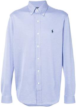 Polo Ralph Lauren fine check button down shirt