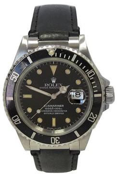 Rolex Submariner 16610 Stainless Steel Mens 40mm Vintage Watch