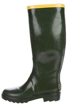 Marc Jacobs Rubber Rain Boots