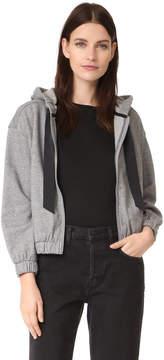 Demy Lee Seanne Zip Up Sweatshirt
