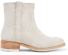 Laurence Dacade Rindy Suede Ankle Boots - Light gray