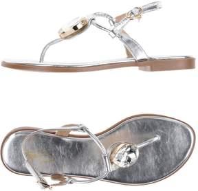 Braccialini Toe strap sandals