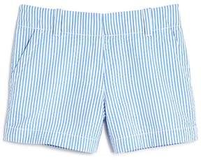 Vineyard Vines Girls' Seersucker Shorts - Big Kid