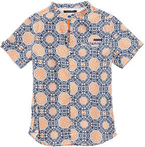 Sean John Desert Sun Cotton Shirt, Big Boys