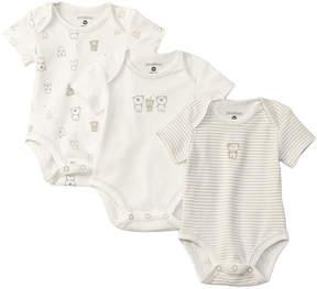 Petit Lem 3Pc Diaper Shirt Set