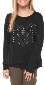 Dex Girl's Glitter Sweater