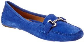 Patricia Green Carrie Suede Flat