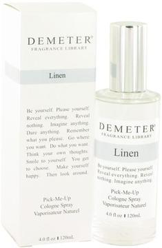 Demeter Linen Cologne Spray for Women (4 oz/118 ml)