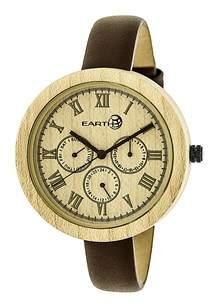 Earth Brush Khaki/tan Watch.