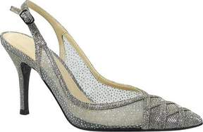 J. Renee Savina Stiletto Pointed Toe Slingback (Women's)