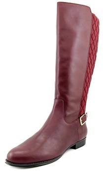 Isaac Mizrahi Tally Round Toe Synthetic Knee High Boot.