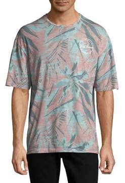 Jack and Jones Jorvenicer Printed Short-Sleeve Tee