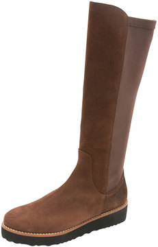 Andre Assous Taina Knee-High Suede Stretch Boot