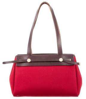 Hermes Herbag Cabas PM - RED - STYLE
